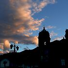 Cuzco Skyline by Chris Perry