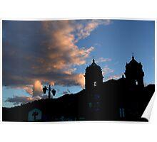 Cuzco Skyline Poster