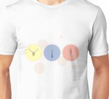Team Free Will - Objects Unisex T-Shirt