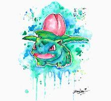 Cool IVYSAUR Watercolor Tshirts + More! ' Pokemon ' Jonny2may T-Shirt