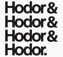 Hodor! Hodor! by DrEyehacker