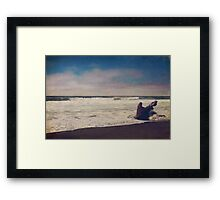 That Dirty Game Recaptures Me Framed Print