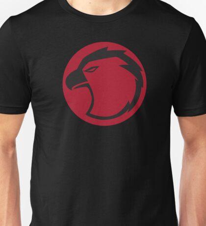 Lightning Hawks Black Logo-Alternate-Flat T-Shirt