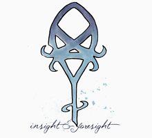 insight/foresight. #clary's runes Unisex T-Shirt