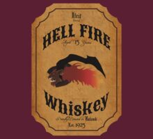Hell Fire Whiskey by bedwards2d