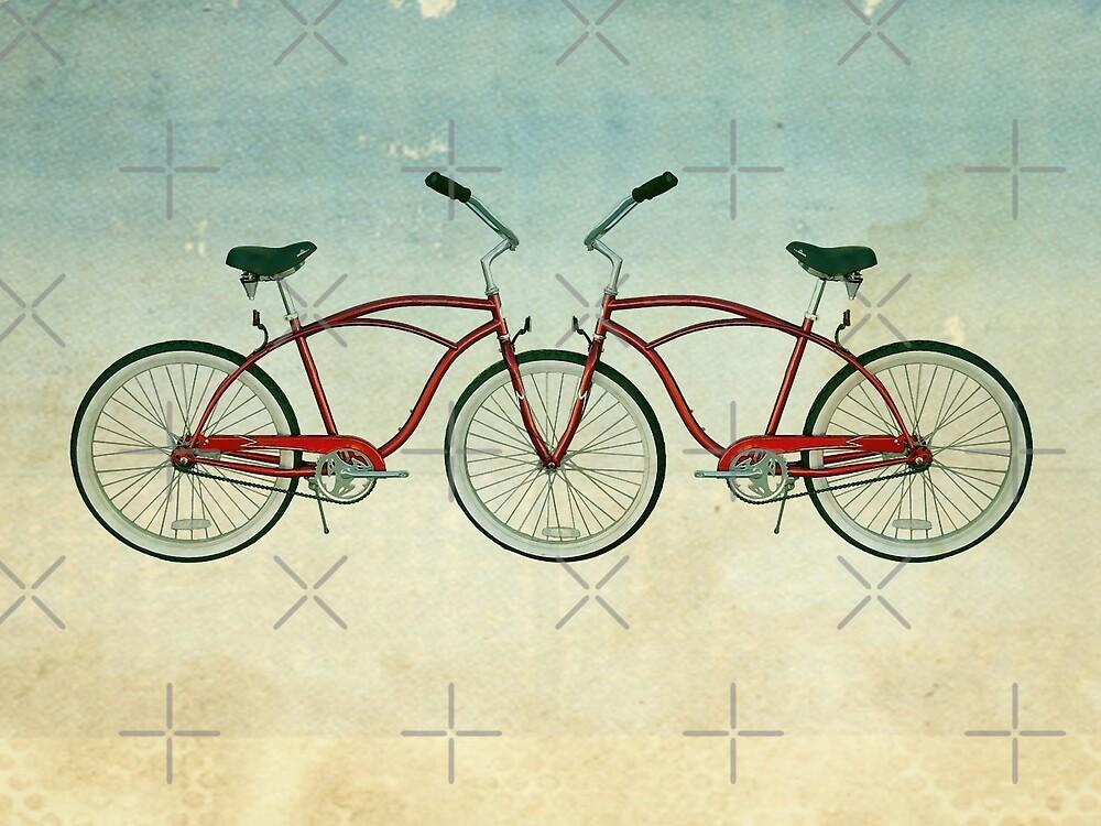 2 bikes 3 wheels by Vin  Zzep