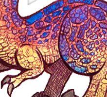 Pocket Raptor Sticker