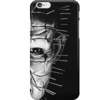 PINHEAD HALF HEAD iPhone Case/Skin