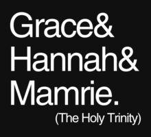 The Holy Trinity by PHughes23