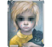 The Stray {SAD ART} iPad Case/Skin