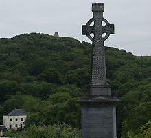 Celtic Cross by Allen Lucas
