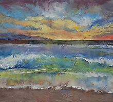 Seascape by Michael Creese