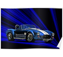 1965 Shelby Cobra 427 II Poster