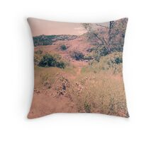Charons Garden Throw Pillow