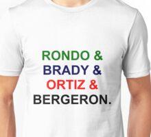 Boston Sports Unisex T-Shirt