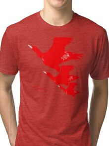 Persona 4 Yosuke Hanamura shirt V.2 Tri-blend T-Shirt