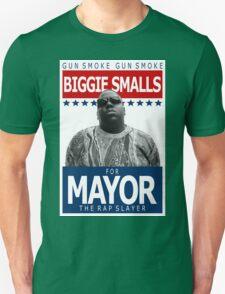 Biggie Smalls for Mayor T-Shirt