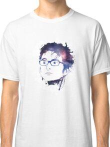 10th Doctor- David Tennant  Classic T-Shirt