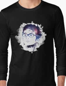 10th Doctor- David Tennant  Long Sleeve T-Shirt