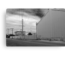 Port Adelaide Canvas Print