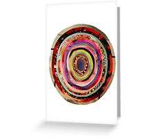 Portal I  Greeting Card