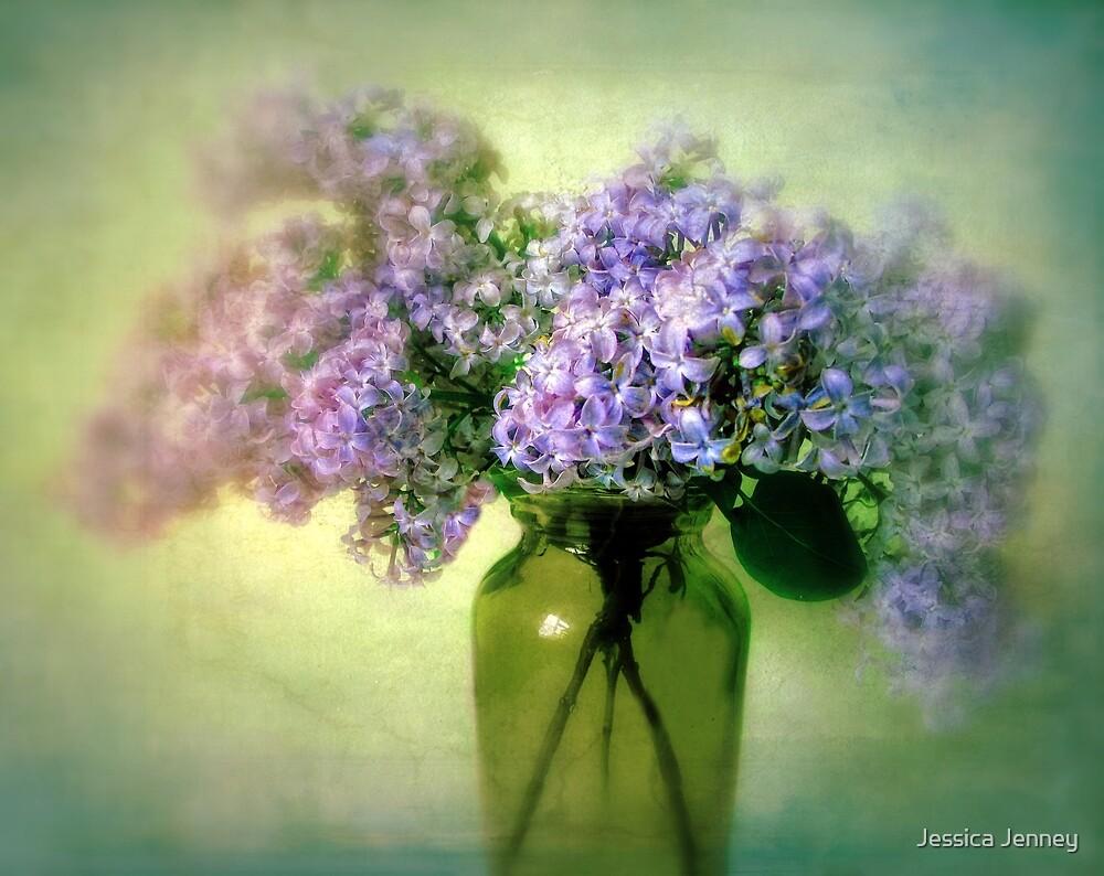 Lilacs by Jessica Jenney