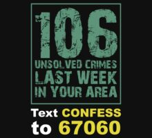 106 Unsolved Crimes by Robin Brown