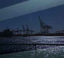 Port Reflection by sparkographic