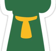 Bagpiper Sticker