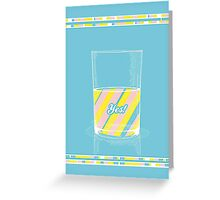 Optimism - YES! Greeting Card