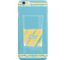 Optimism - YES! iPhone Case/Skin