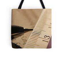 Pen & Scale... Tote Bag
