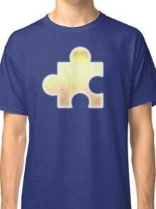 Golden Jigsaw Piece - Banjo Kazooie Classic T-Shirt