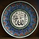 Turkish Plate - Still Life by 082010