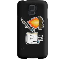 Marshmallow Revenge Samsung Galaxy Case/Skin