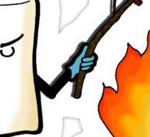 Marshmallow Revenge Sticker