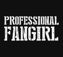 """Professional Fangirl"" - White by slitheenplanet"