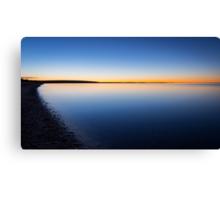 Serenity Bay Canvas Print