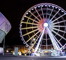 Liverpool Big Wheel by Paul Madden