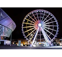 Liverpool Big Wheel Photographic Print