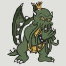 King Koopthulhu by DevilChimp