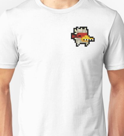 Nuclear Throne - Chicken - Chest - HIGH QUALITY Unisex T-Shirt