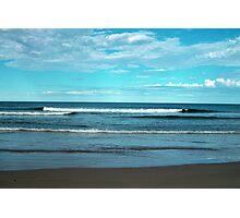 Beautiful Waves Photographic Print