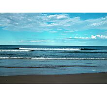 Beautiful Waves Photographic Print