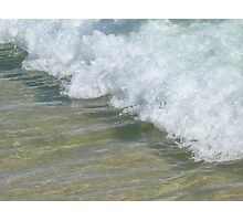 Cool Wave Photographic Print