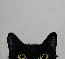Black Cat by Michael Creese