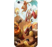 Fire Starters iPhone Case/Skin