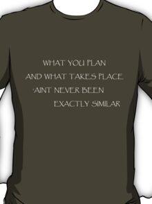 Similar (Dark) T-Shirt