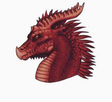 Red Dragon Kids Tee