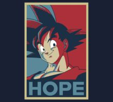 goku is our only HOPE! by seanlar94